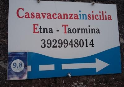 Casa Vacanze Etnataormina